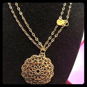 Dolce Vita medallion Necklace